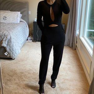 🖤Brand new 🖤 Black dressy jumpsuit